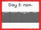 Daily Vocabulary Activity:  Prefix Set 3