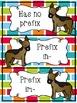 Prefix Sort: in-, im- (Reading Center Activities)