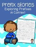 Prefix Stories Pack: Exploring Prefixes in Context
