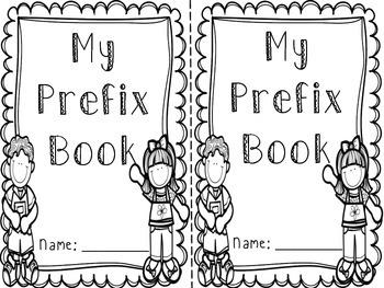 Prefix and Suffix Book
