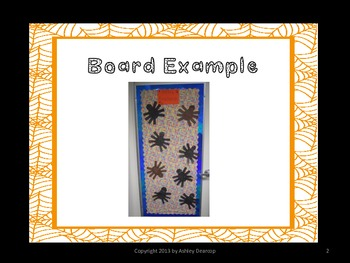 Prefix & Suffix Bulletin Board Idea and Template