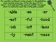 Prefix & Suffix Fly Swatter Game