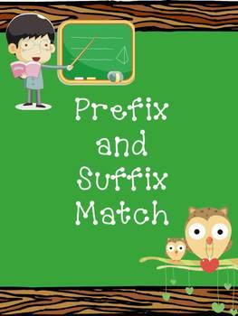 Prefix - Suffix Match