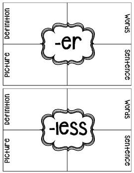 Prefix & Suffix Pratice