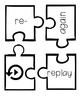 Prefix/Suffix Puzzle