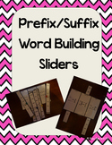 Prefix/Suffix Sliders