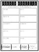 Prefix/Suffix Spelling Lists