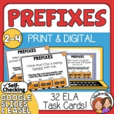 Prefix Task Cards with Differentiated Response