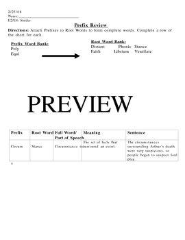 Prefix Toolkit