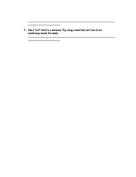 Prefix Uni- Dictionary Assignment