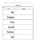 Prefix Word Surgery