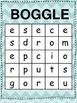 Prefix and Suffix BOGGLE 6-Pack