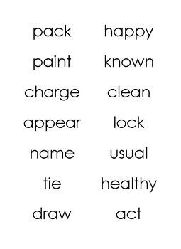 Prefix and Suffix Board Games