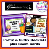 Boom Cards Reading | Prefixes and Suffixes Activities