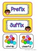 Prefix and Suffix Bubblicious Fun!
