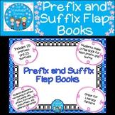 Prefix and Suffix Flap Books