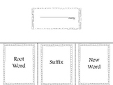 Prefix and Suffix Flipbooks