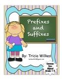 Prefix and Suffix Fun