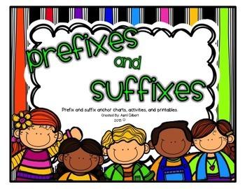 Prefix and Suffix Fun!