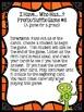 Prefix and Suffix Game #3 Common Prefixes & Suffixes I Have, Who Has?