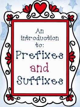 Prefix and Suffix PP