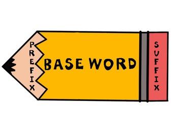 Prefix and Suffix Pencils