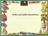Prefix and Suffix PowerPoint