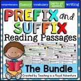 Prefix and Suffix Reading Passages: The Bundle