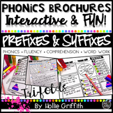 Prefix and Suffix BUNDLE {Phonics Brochures}