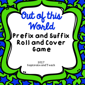 Prefix and Suffix Roll and Cover