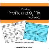 Prefix and Suffix Scoot VA SOL 3.4b, 4.4b, 5.4c