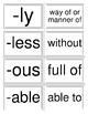 Prefix and Suffix Sort