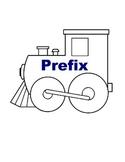 Prefix and Suffix Trains Bulletin Board