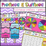 Prefix and Suffixes