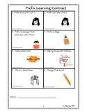 Prefix and Sufix Fun!