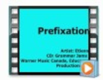 Prefix-ation (Music Video) - from Grammar Jams 2 CD& DVD