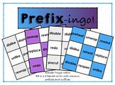 Prefix-ingo! Game and Anchor Charts un- dis- re- pre-
