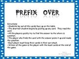 Prefix - over