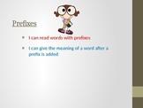 Prefixe Presentation Preview