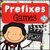 Prefixes Activities: Prefixes Games Pack