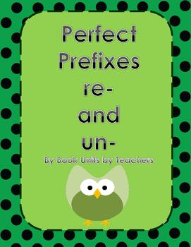 Prefixes Re- and Un-