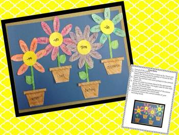 Prefixes {A Flower Pot Craftivity}