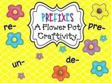 Prefixes {A Flower Pot Craftivity}