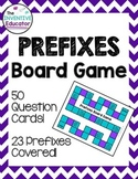 Prefixes Board Game