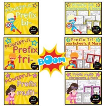 Prefixes Bundle