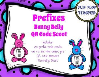 Prefixes - Bunny Belly QR Code Scoot