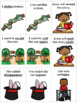 Prefixes Concentration Game