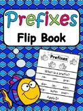 Prefixes Flip Book