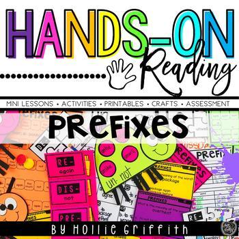 Prefixes L.1.4.b {Hands-on Reading}