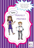 Perfect Prefixes Matching Cards